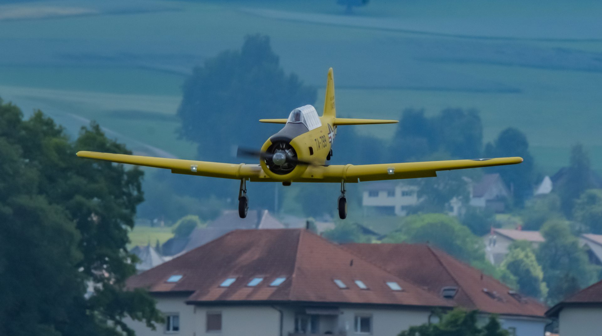 IG Warbird Switzerland